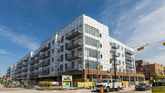 The Scott at Brush Park: Inside Detroit's new luxury apartments