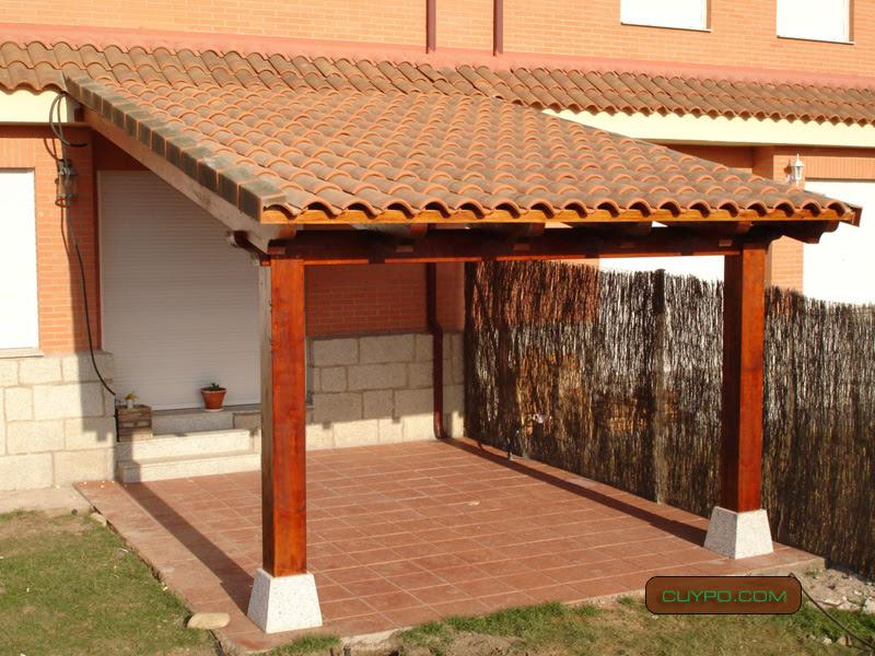 Dormitorio muebles modernos cubiertas para porches - Cenadores alcampo ...