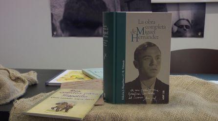 El libro la obra completa de Miguel Hernandez
