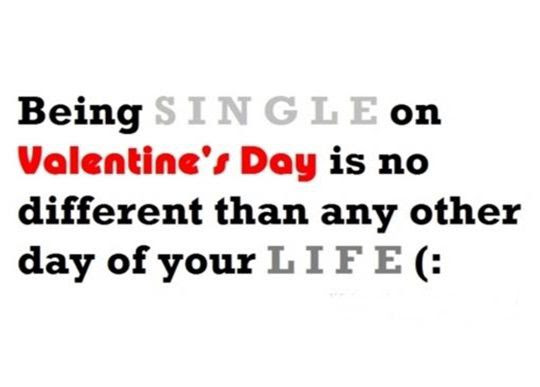 40 Best Single Valentines Day Quotes For Male And Female Friends
