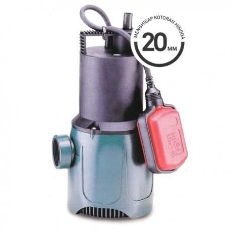 Harga Wasser SP 202 EA Pompa Celup Air Laut 200 Watt Otomatis