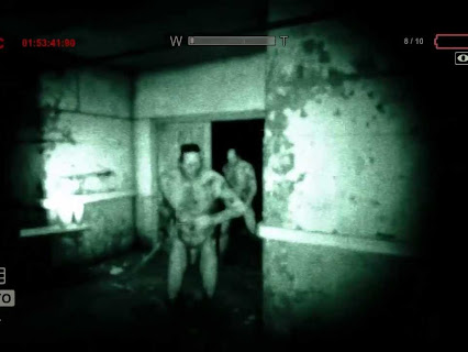 Lets Play Outlast 13 - The Floppy Penis Twins Strike Back