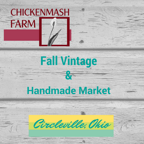 Fall Vintage and Handmade Market Circleville Event
