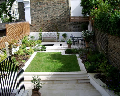 North Facing Garden Home Design Ideas, Pictures, Remodel ...