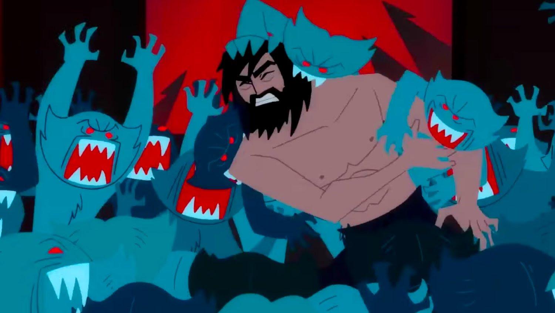 Full Trailer For Samurai Jack Season 5 Is Wickedly Dark Geektyrant