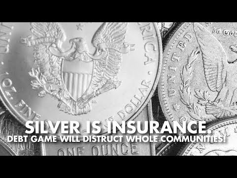 Silver $900 in REAL TERMS When System Resets: Chris Duane