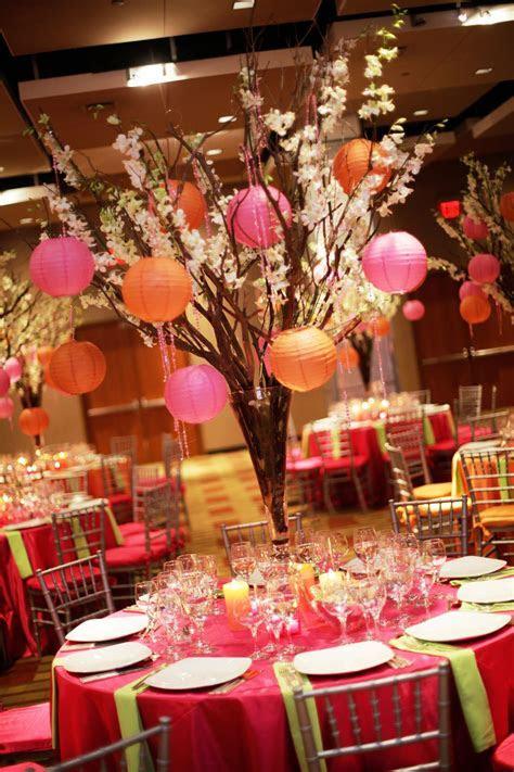 Bar Mitzvah & Bat Mitzvah Decor & Design: Asian Cherry