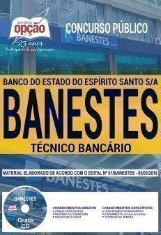 Apostila Concurso BANESTES 2018 | TÉCNICO BANCÁRIO