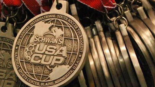 Schwan's USA Cup Kicks Off Nine Days of Soccer Friday