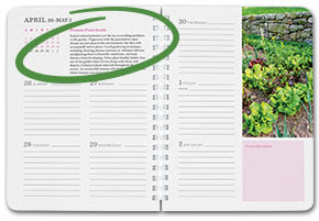 Dozens of Expert Garden Tips! Month-by-month tips and reminders save you time by keeping you on track through every season.