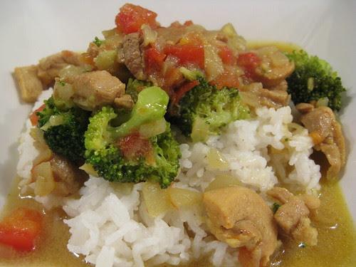 Patel Chicken Curry