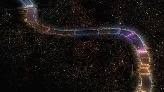 Mayor of London announces winning team in competition to light up London's Bridges