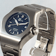 Robusto: 70s Futuristic Titanium Watch. Stronger than Steel.
