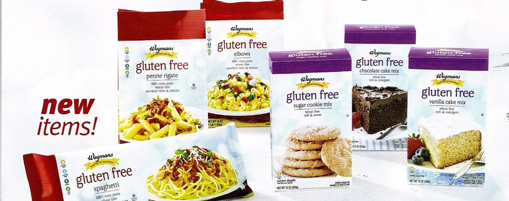 New Wegmans' Gluten-Free Products - Gluten-Free Living