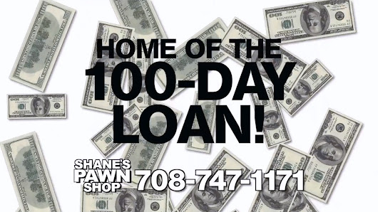 Shane's The Pawn Shop 100-Day Loan Program