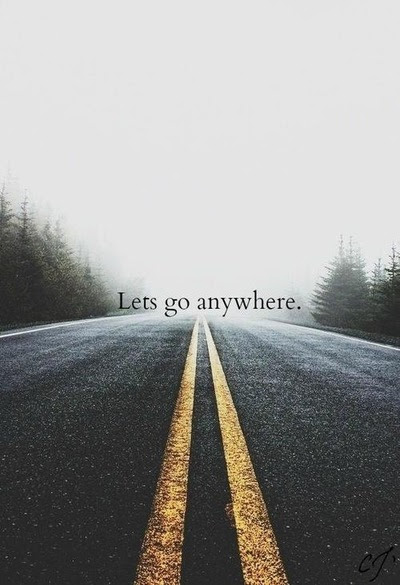 Lets Go Anywhere Via Tumblr Image 836253 By Arakan On Favimcom
