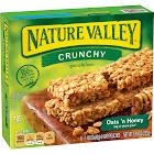 Nature Valley Crunchy Granola Bars, Oats 'n Honey - 12 count, 8.94 oz box