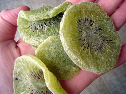 Dried Kiwis
