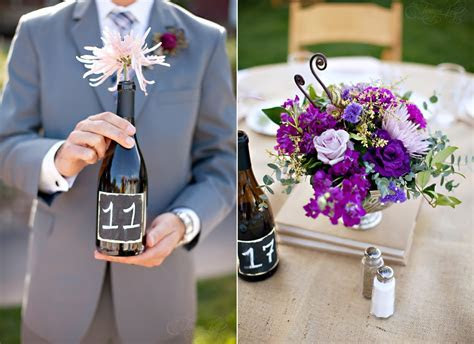 Wine Bottle Centerpieces: Budget Friendly and Looking Chic