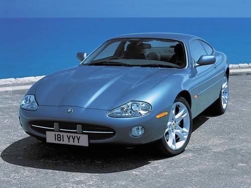 jaguar xk87