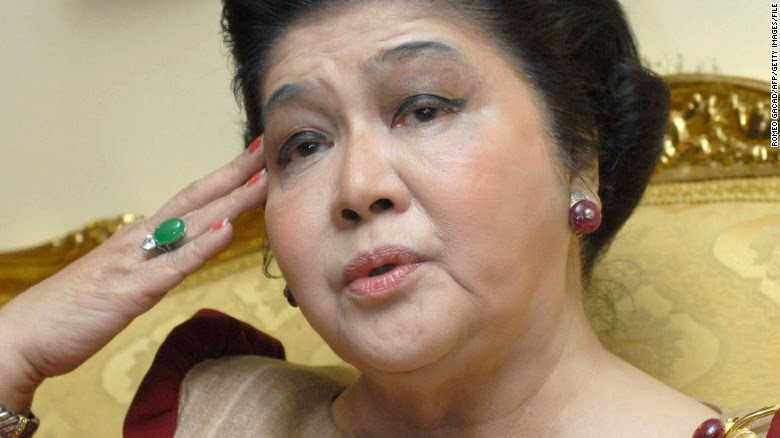 Lani Mercado's twitter account 'hacked', hence she tweets about hoax Imelda Marcos death
