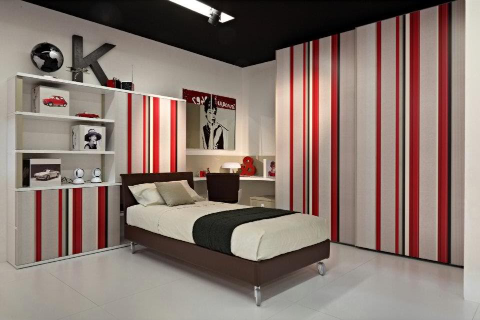 18 Cool Boys Bedroom Ideas - Decoholic