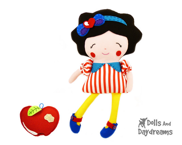Snow White Princess Sewing Pattern