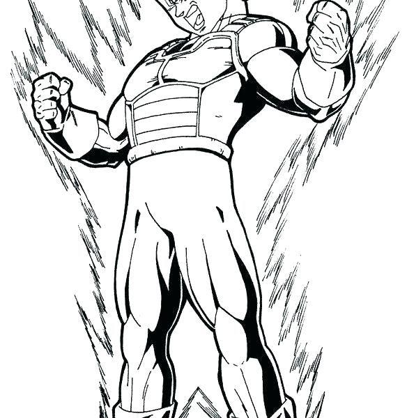 Coloring and Drawing: Goku Ssgss Goku Super Saiyan Blue ...