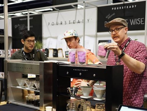 Poursteady: From BeagleBone® Maker Project to Global Coffee Equipment Company