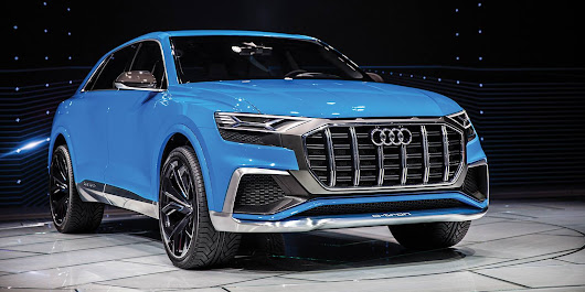 Audi Denver | What You Need to Know About the New Audi Q8