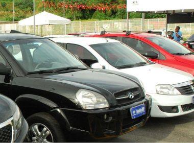 Venda de carros novos tem alta de 30,1% na Bahia, aponta levantamento