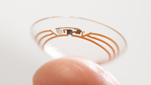 By Tracking Sugar In Tears, Contact Lens Offers Hope For Diabetics