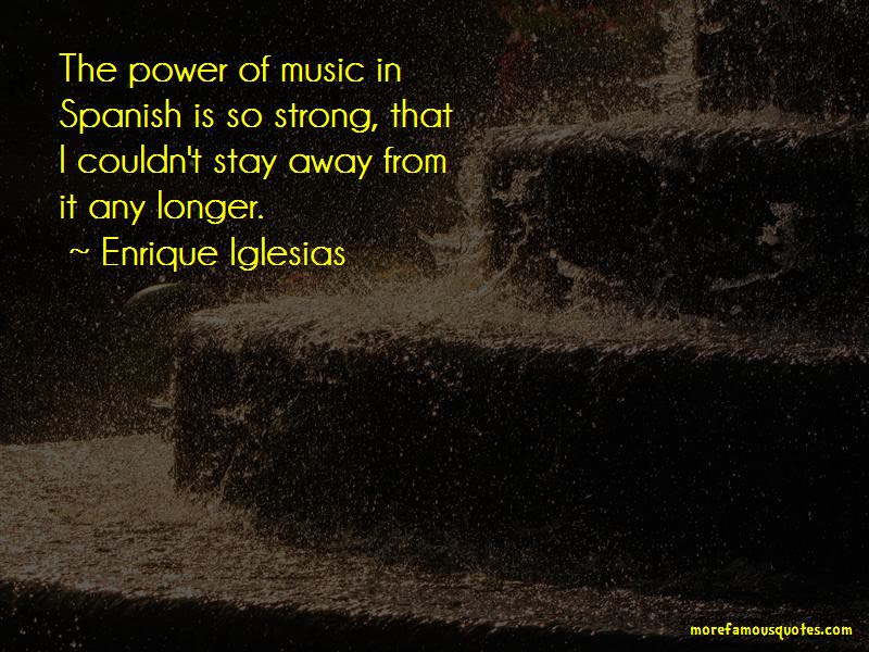 Quotes About Music In Spanish Top 32 Music In Spanish Quotes From