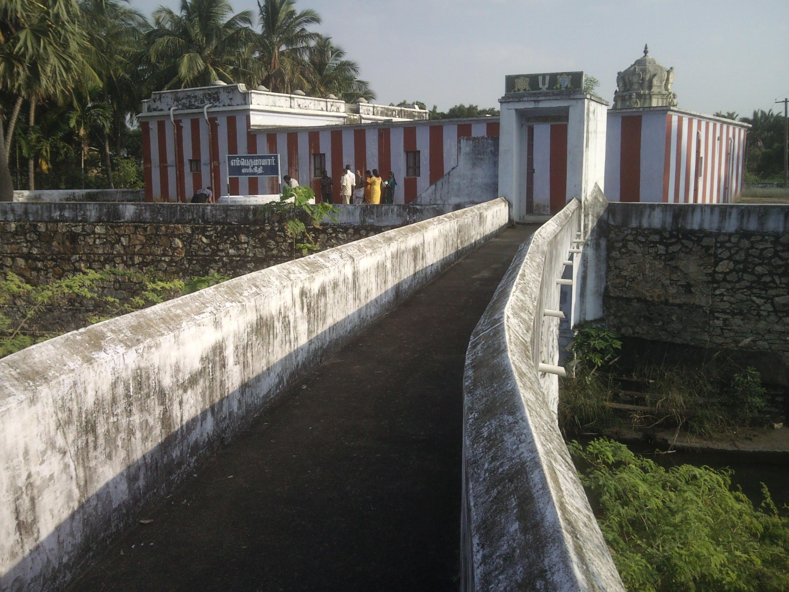 Thirukurungudi Temple, Tirunelveli