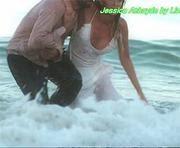"Jessica Athayde sensual na novela ""A herdeira"" @ 1920x1080"
