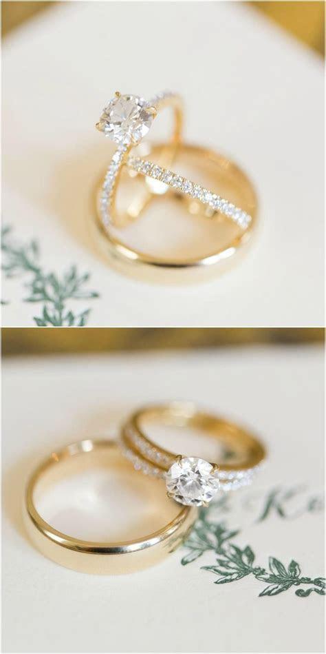 Best 25  Gold engagement rings ideas on Pinterest   Rose