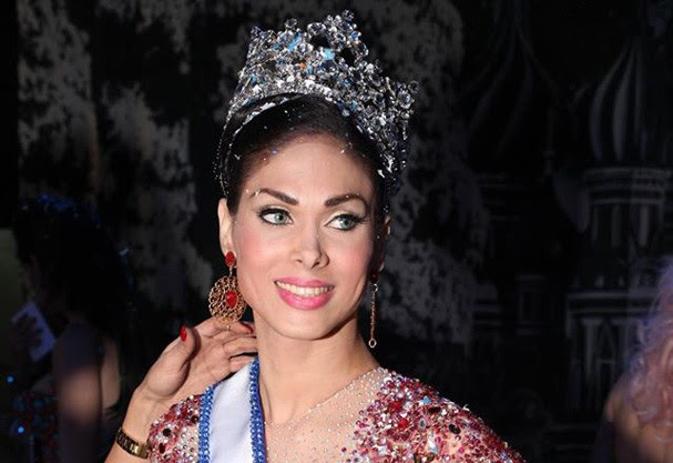 Aleikasandria Barros is the Trans Miss Universe 2015 (Reuters)