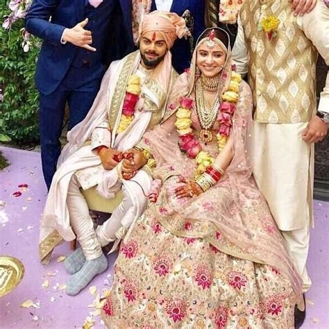 How To Get Anushka Sharma's Bridal Look For Less   Couple