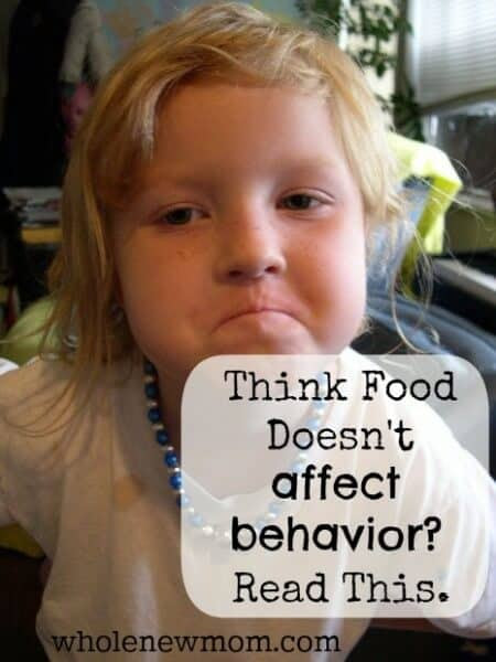 Food and Behavior. Are they connected? Watch this and See.