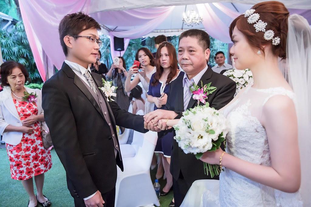 079青青時尚會館戶外婚禮