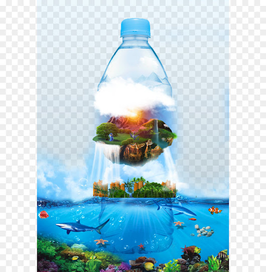 Mineral water Bottled water - Mineral water ad - Unlimited Download. Kisspng.com.
