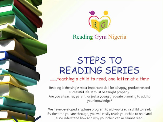The Steps To Reading Series