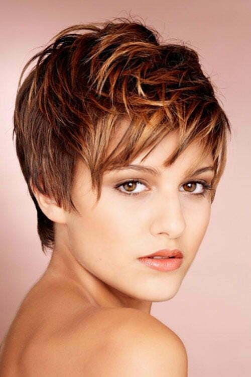 Short Hair Color Dye