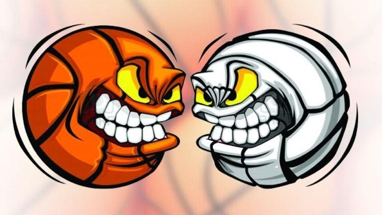Paling Bagus 19+ Gambar Bola Basket Kartun Keren - Arka Gambar