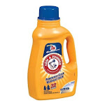 Arm and Hammer 09990 Liquid Laundry Detergent 2x Concentrate, 50 Oz.