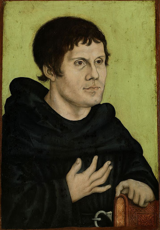 Martin Luther, Protestant Reformer, to be honored on Vatican postage stamp: Report
