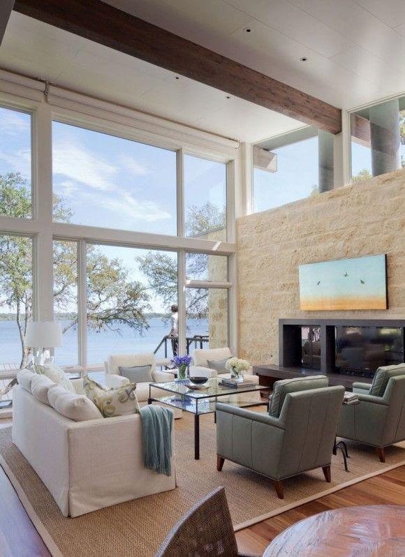 Cómo decorar una Sala o Living Room 6 580x798 Cómo decorar una Sala o Living Room   Diseño Interior Inspiración