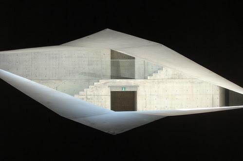 Chichu Art Museum por aki_miyagawa