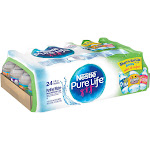 Nestle S.A Nestle Purelife Water 8oz. 24/CT Blue 194627