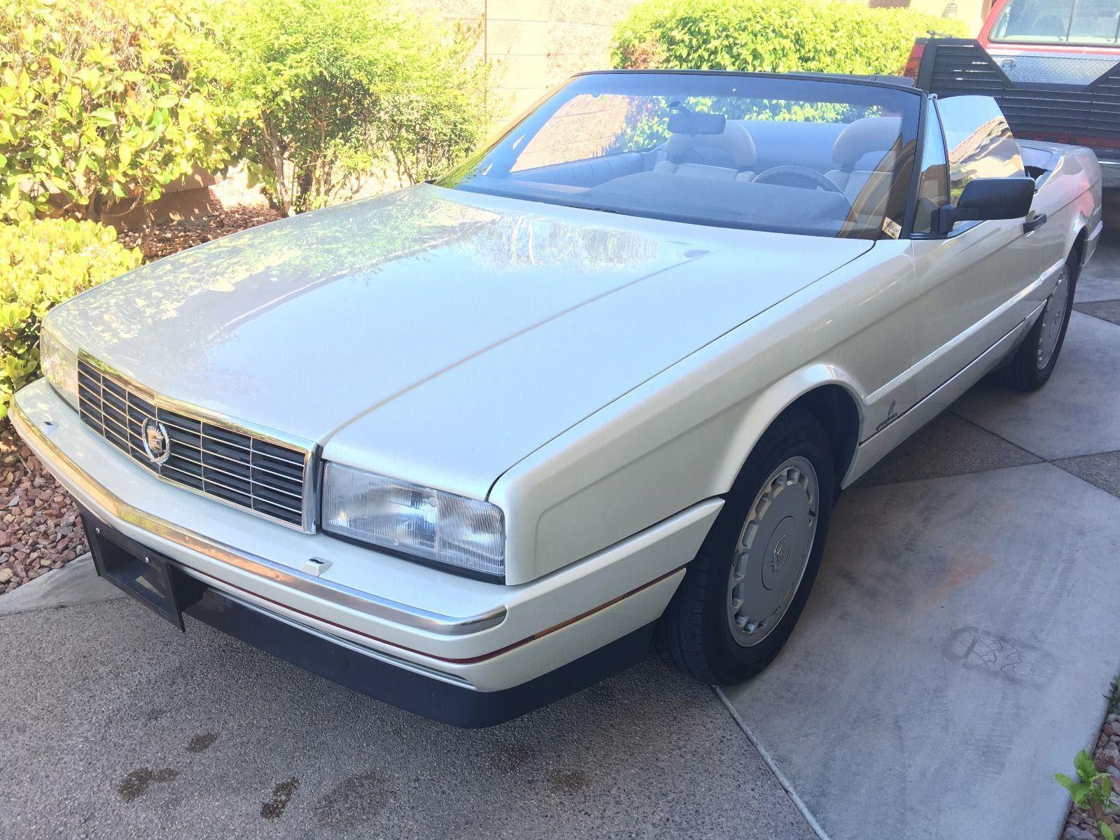 1992 Cadillac Allante Convertible for sale